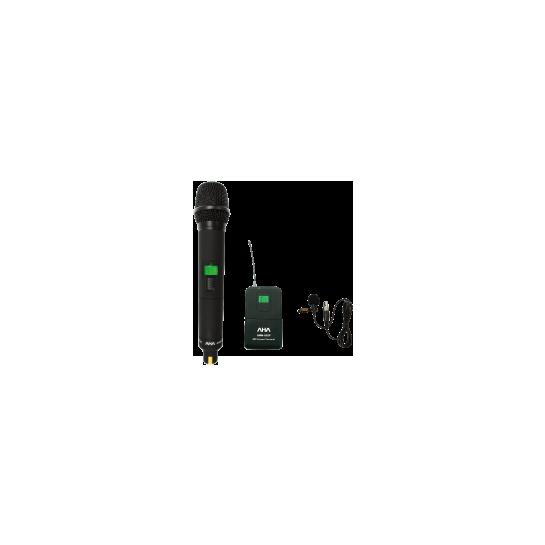 Интерактивная трибуна AHA elf-72G петличный и ручной микрофон в комплекте