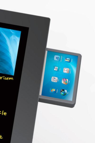 Интерактивный подиум AHA с сенсорной тач-панелью управления