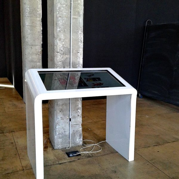 Интерактивный стол DEDAL AIR 42 арендное решение