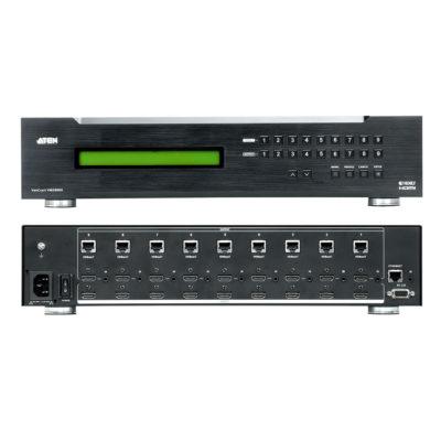 Матричный HDMI-коммутатор HDBaseT-Lite 9х9